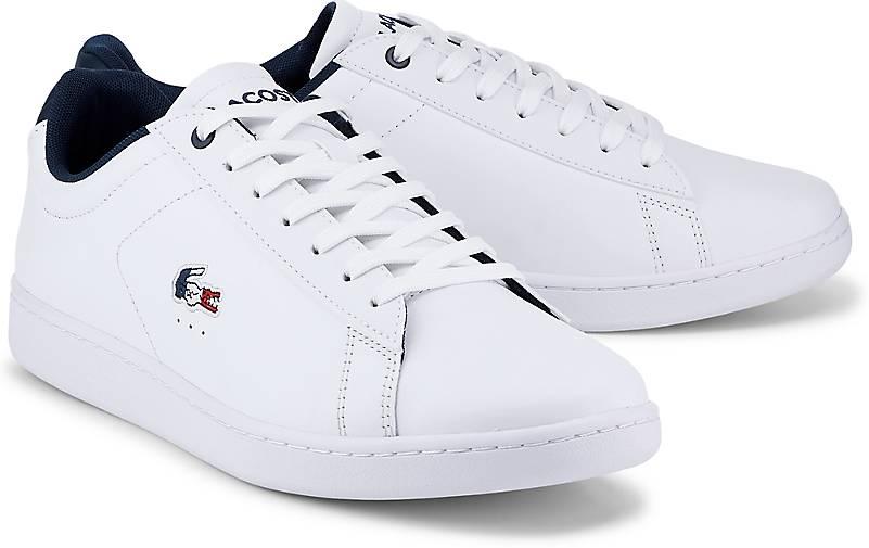 26093017beeb76 Lacoste Sneaker CARNABY EVO in weiß kaufen - 48407801