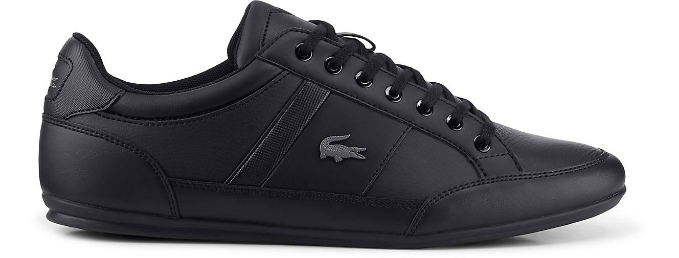 Lacoste Turnschuhe CHAYMON BL 1 in schwarz kaufen - - - 48407301 GÖRTZ Gute Qualität beliebte Schuhe 341823