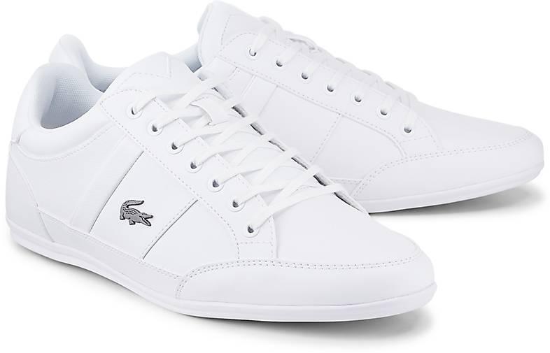 Lacoste Lacoste Lacoste Turnschuhe CHAYMON BL 1 in weiß kaufen - 48406901 GÖRTZ Gute Qualität beliebte Schuhe 83fb8d