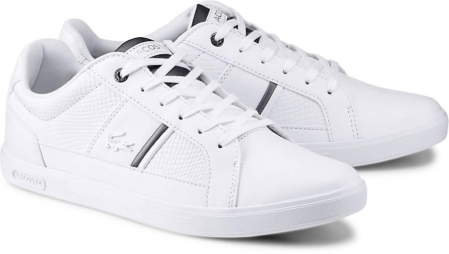 Lacoste Sneaker EUROPA 417 1 in weiß kaufen - 46541302   GÖRTZ 82b064a582