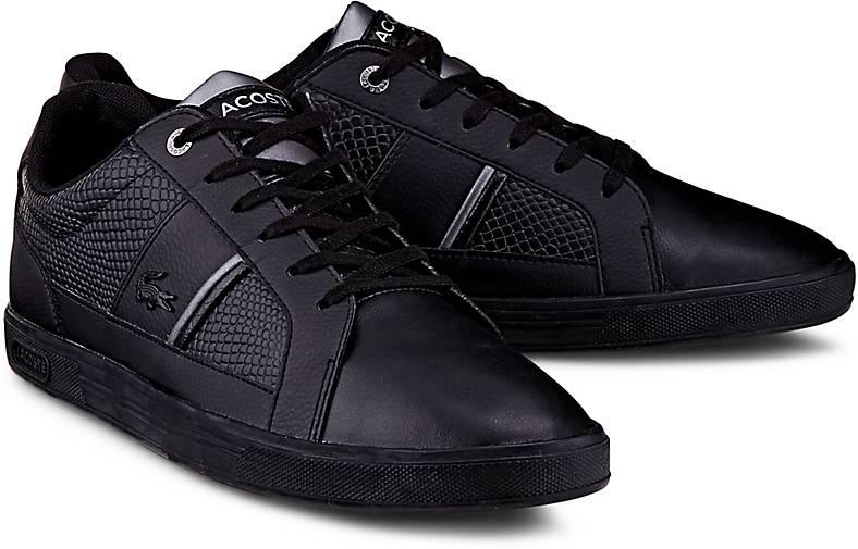 Genießen Zu Verkaufen EUROPA - Sneaker low - black Outlet Neueste Spielraum Erstaunlicher Preis Online Kaufen Verkaufsqualität H5aIU2Wynj