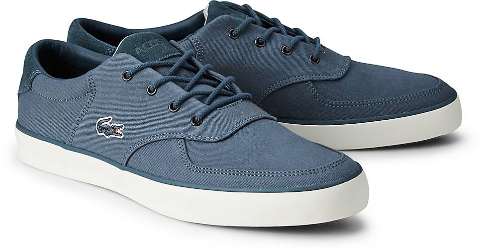 lacoste sneaker damen blau autoankauf. Black Bedroom Furniture Sets. Home Design Ideas