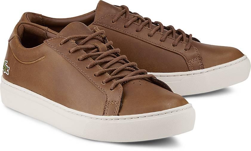 6da67212a470f Lacoste Schuhe Herren Braun – inspirierende Schuhe