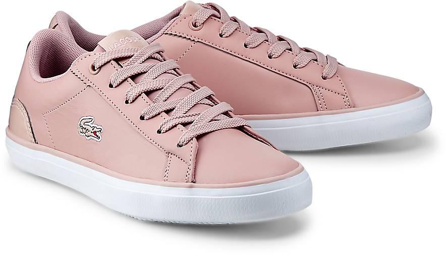 Lacoste Turnschuhe LEROND 118 1 in Rosa Rosa Rosa kaufen - 47391602 GÖRTZ Gute Qualität beliebte Schuhe cf352f