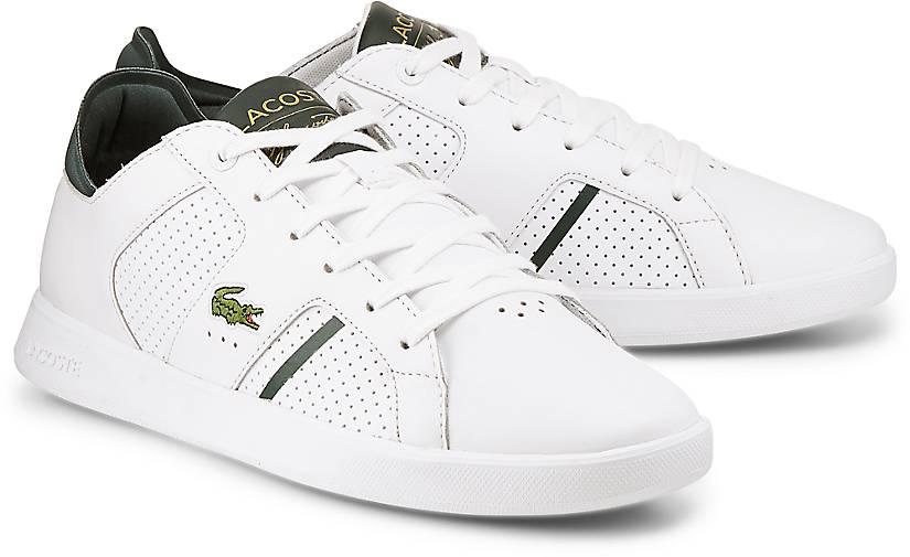 e42b8be521b352 Lacoste Sneaker NOVAS CT 118 in weiß kaufen - 47017402