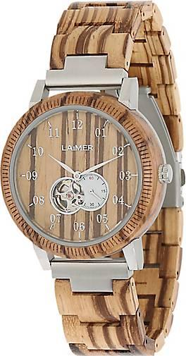 Laimer Armbanduhr Holzuhr Rafael