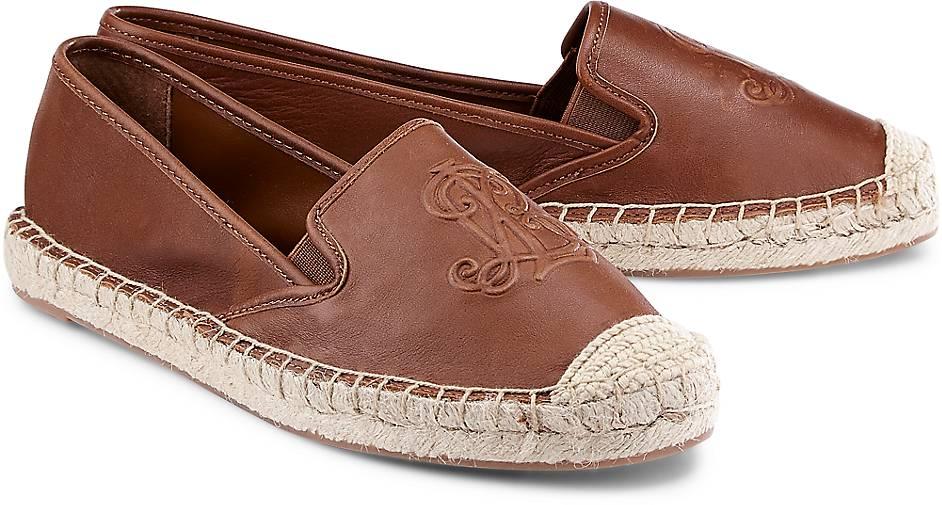 Lauren Ralph Lauren Espadrille DESTINI 47233702 in braun-mittel kaufen - 47233702 DESTINI | GÖRTZ Gute Qualität beliebte Schuhe 5ada53