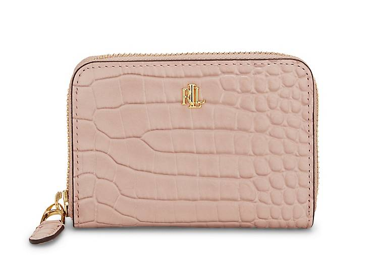 Lauren Ralph Lauren SM ZIP WALLET-SMALL