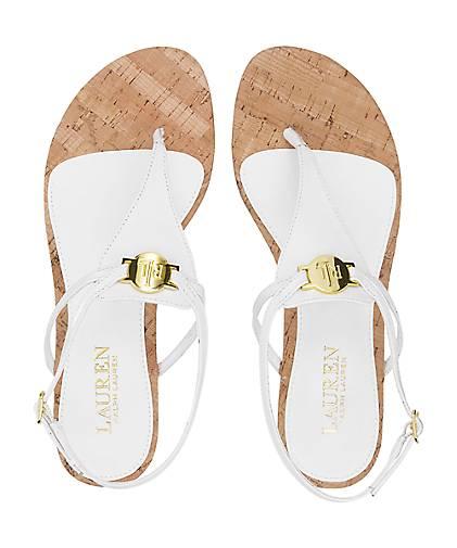 Lauren Lauren Lauren Ralph Lauren Sandalette ANITA in weiß kaufen - 47953001 GÖRTZ Gute Qualität beliebte Schuhe 3144b7