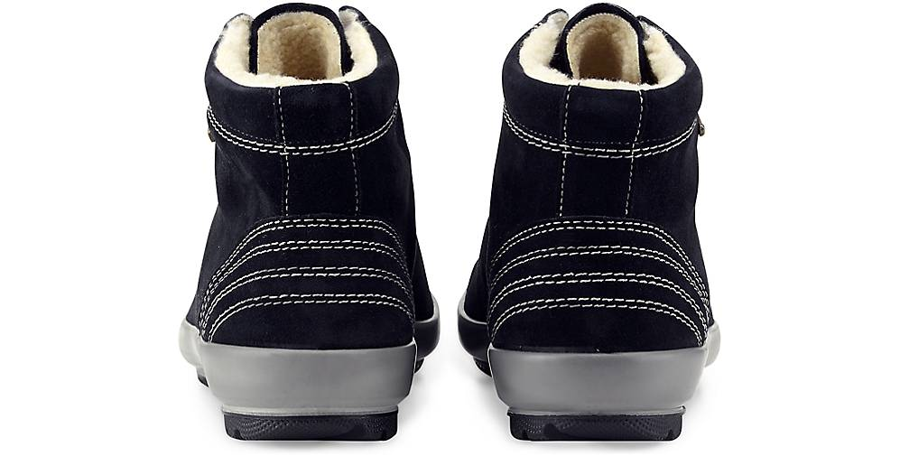 Blau Tanaro stiefel Damen dunkel Winter qwTxnvXF1