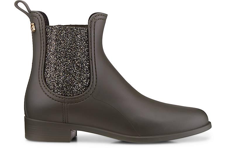 boots Damen Cass Damen Khaki Gummi Gummi 05Rxt