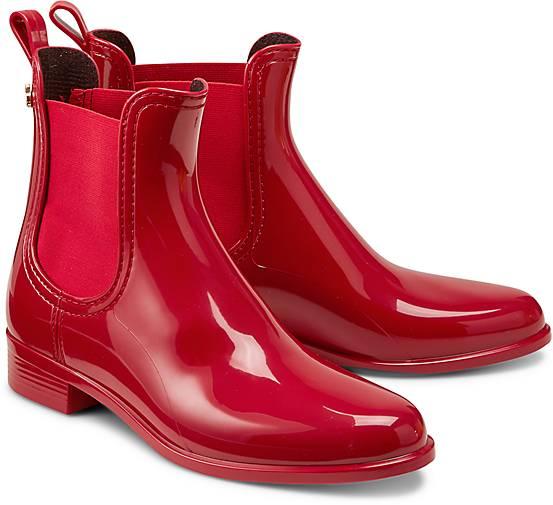 gummi boots comfy von lemon jelly in rot f r damen g nstig schnell einkaufen. Black Bedroom Furniture Sets. Home Design Ideas