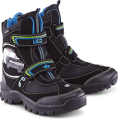 Lico Blink-Boots POLICE V