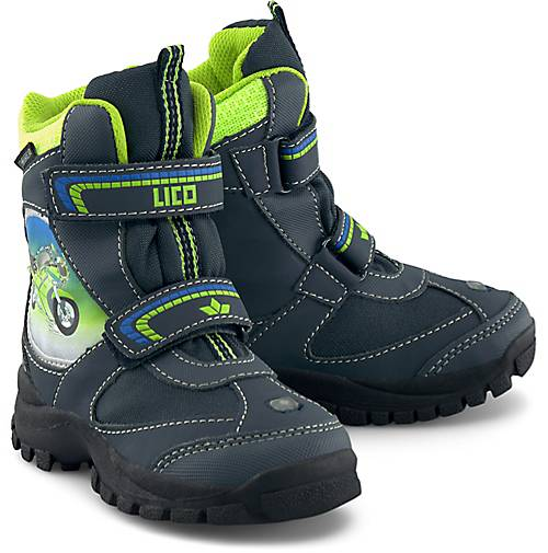 Lico Winter-Boots MOTORCYCLE V BLINKY