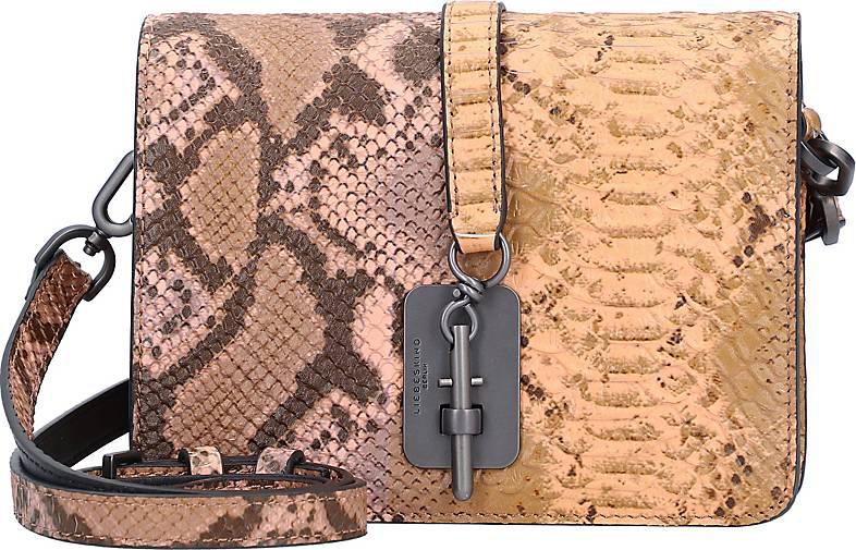 Liebeskind Carol Snake Mini Bag Umhängetasche Leder 18 cm
