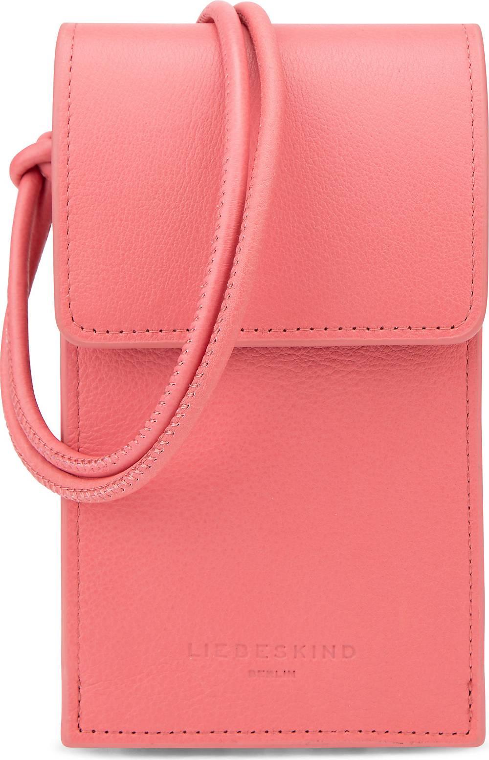 Liebeskind, Handytasche in pink, Handyhüllen & Zubehör für Damen