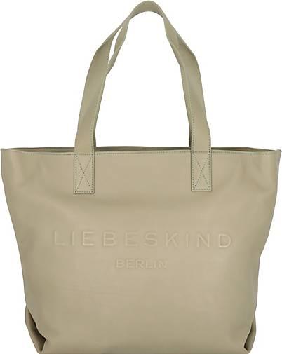 Liebeskind Hannah Shopper Tasche Leder 48,5 cm
