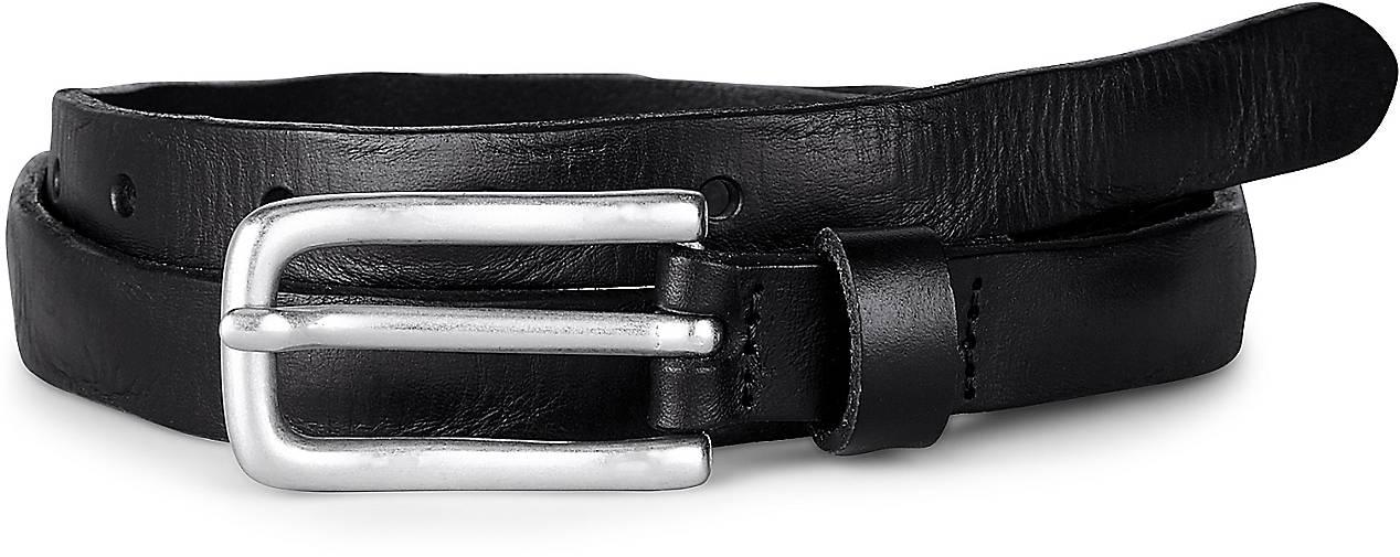 8c708e865bd8b7 Liebeskind Leder-Gürtel in schwarz kaufen - 40864406 | GÖRTZ