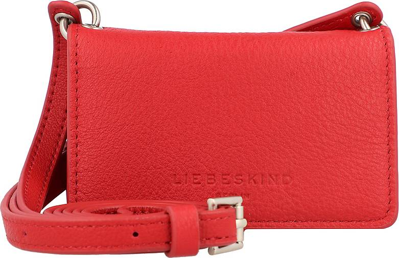 Liebeskind Sina Mini Bag Umhängetasche RFID Leder 11 cm
