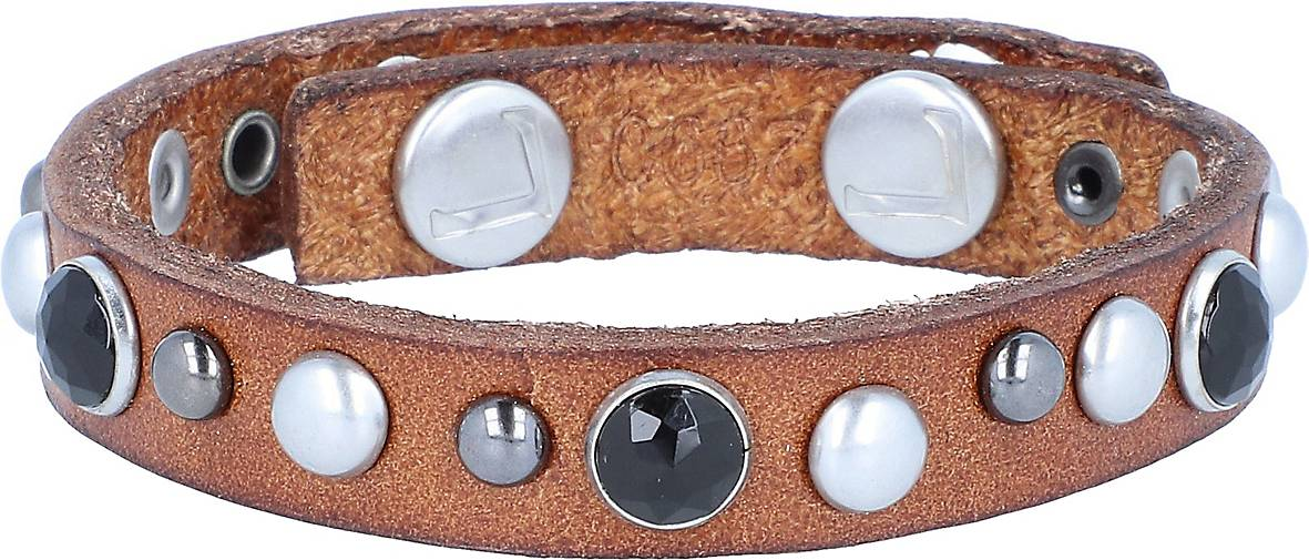 Liebeskind Stone Armband Leder 23 cm