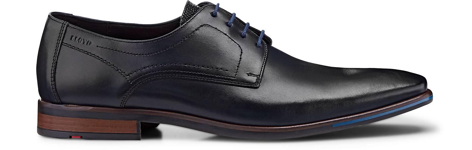 Lloyd Business-Schnürer DON in blau-dunkel kaufen - Qualität 47688001 | GÖRTZ Gute Qualität - beliebte Schuhe 105ee9