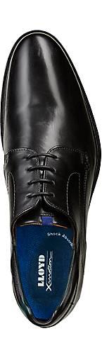 Lloyd Derby-Schnürer MILAN in schwarz schwarz schwarz kaufen - 45042601 GÖRTZ Gute Qualität beliebte Schuhe 952f87