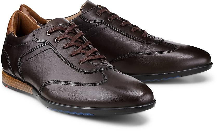 Lloyd kaufen Schnürer BOGOTA in braun-dunkel kaufen Lloyd - 47685001 GÖRTZ Gute Qualität beliebte Schuhe cb2168