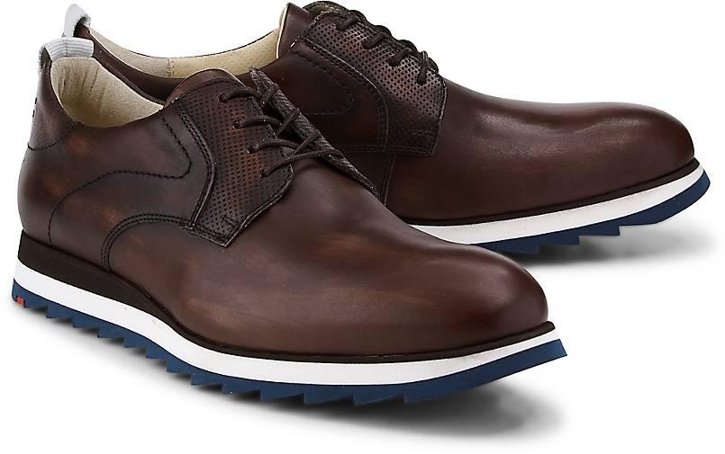 Lloyd Schnürer DAMON in braun-dunkel kaufen - Qualität 47168301 | GÖRTZ Gute Qualität - beliebte Schuhe 88e2ee