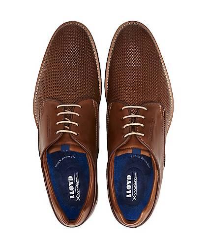 Lloyd Schnürer MALLOY in braun-mittel kaufen kaufen kaufen - 48290401 GÖRTZ Gute Qualität beliebte Schuhe 3f6548
