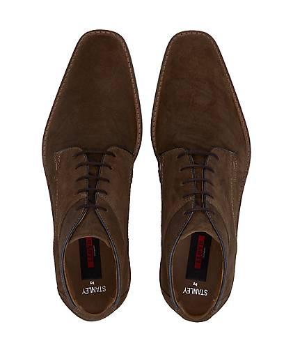 Lloyd Schnürer STANLEY in braun-dunkel kaufen - Qualität 47686001 | GÖRTZ Gute Qualität - beliebte Schuhe 39217a