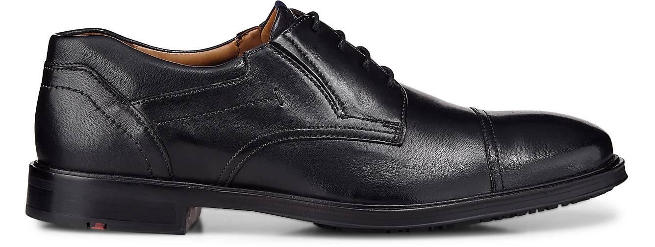 Lloyd Schnürschuh KOVAS in schwarz schwarz schwarz kaufen - 47216001 GÖRTZ Gute Qualität beliebte Schuhe 531b04