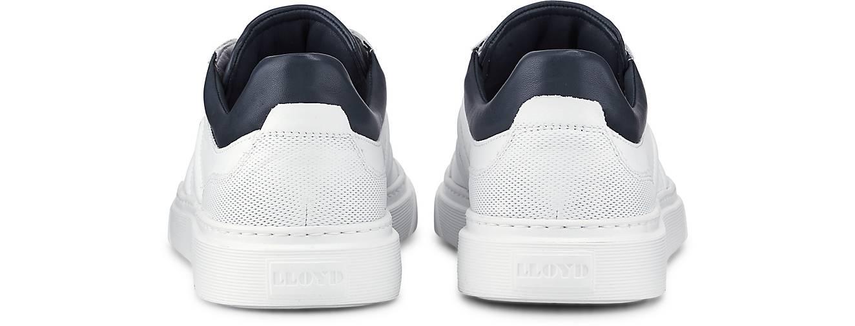 Lloyd Turnschuhe AGOSTINO in in in weiß kaufen - 48289401 GÖRTZ Gute Qualität beliebte Schuhe 634e99