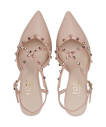 Lodi Riemchen-Pumps ERANU ERANU ERANU in Rosa kaufen - 48426801 GÖRTZ Gute Qualität beliebte Schuhe 1cf7d2