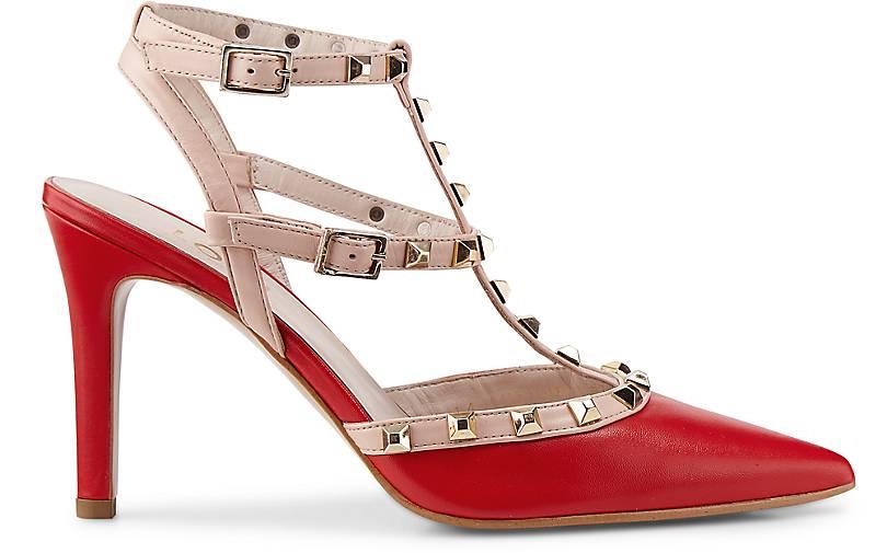 Lodi Riemchen-Pumps RELIX in rot Gute kaufen - 46154105 GÖRTZ Gute rot Qualität beliebte Schuhe 75ccc7