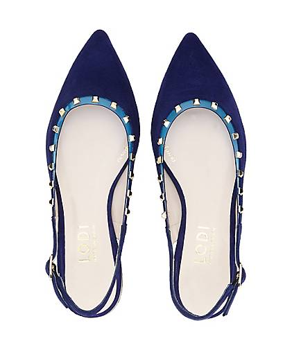 Lodi Sling-Ballerina BADIA in blau-dunkel kaufen - 48427302 Schuhe GÖRTZ Gute Qualität beliebte Schuhe 48427302 950d2d