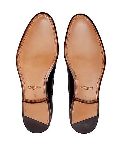 Lottusse Business-Schnürschuh in braun-dunkel kaufen kaufen kaufen - 46208901 | GÖRTZ Gute Qualität beliebte Schuhe f25d59