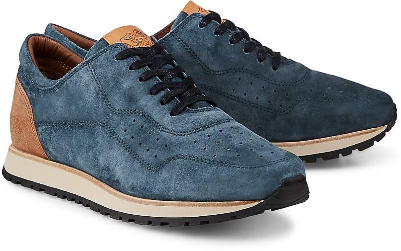 Lottusse Freizeit-Schnürer in blau-mittel kaufen - 48295902 GÖRTZ Gute Qualität beliebte Schuhe