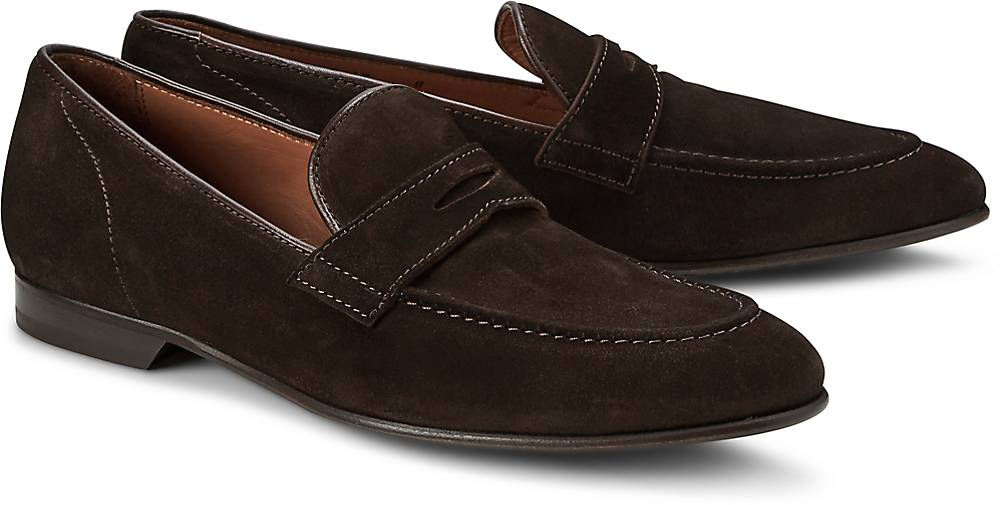 Lottusse Penny-Loafer MARINO