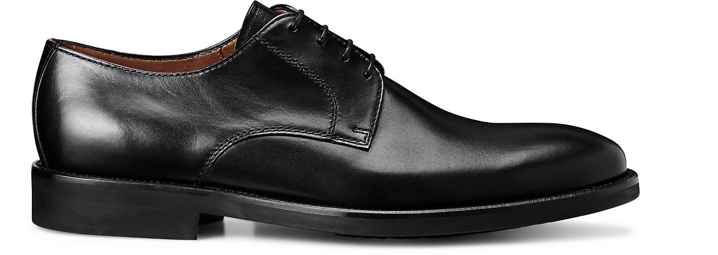 Lottusse Schnürschuh - LONDON in schwarz kaufen - Schnürschuh 45871101 | GÖRTZ Gute Qualität beliebte Schuhe db9d7b