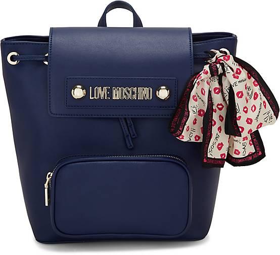Love Moschino Fashion-Rucksack