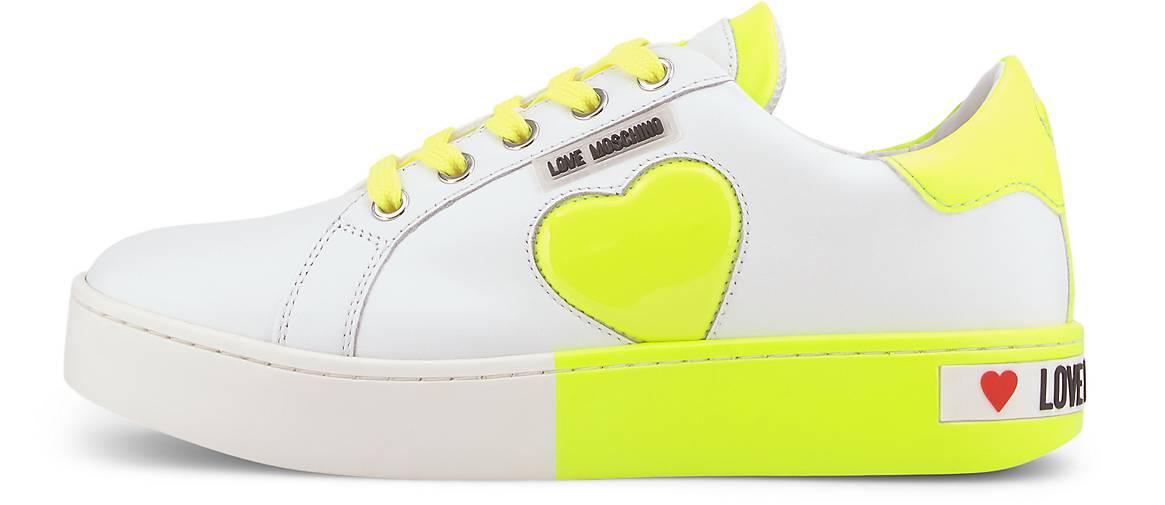 Love Moschino Fashion-Sneaker