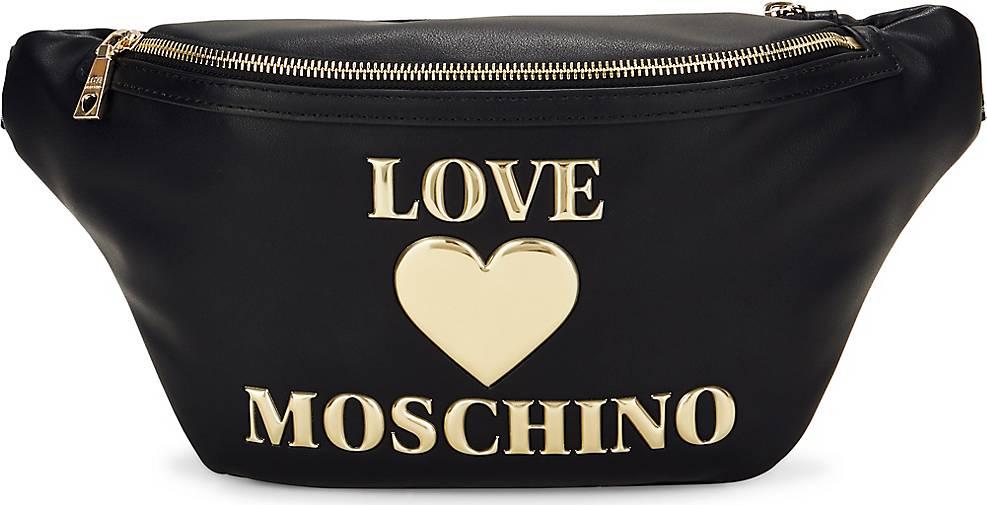 Love Moschino Gürteltasche PADDED SHINY HEART