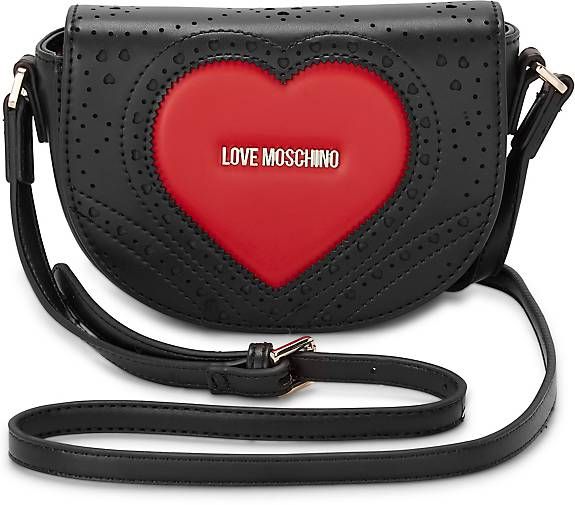 Love Moschino Umhängetasche HEART EMBROIDERY