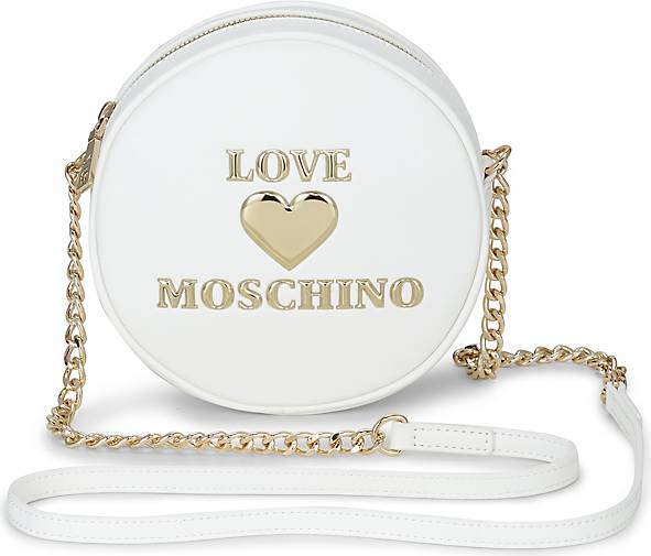 Love Moschino Umhängetasche NEW PADDED SHINY HEART