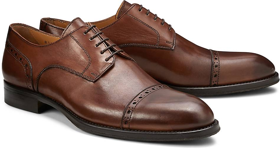Ludwig Görtz Business-Schnürschuh in braun-dunkel kaufen Gute - 41350801 | GÖRTZ Gute kaufen Qualität beliebte Schuhe 391789