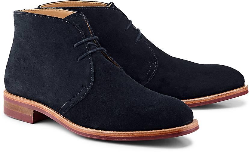 Business Görtz dunkel stiefelette stiefel Ludwig In Business Kaufen Blau wXPZTuOki