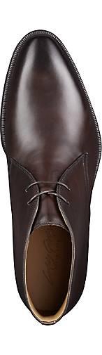 Ludwig Görtz - Business-Stiefelette in braun-dunkel kaufen - Görtz 45543601 | GÖRTZ Gute Qualität beliebte Schuhe 824895