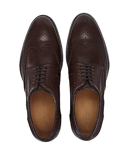 Ludwig Görtz Derby-Schnürschuh in braun-dunkel GÖRTZ kaufen - 47480801 | GÖRTZ braun-dunkel Gute Qualität beliebte Schuhe eee685