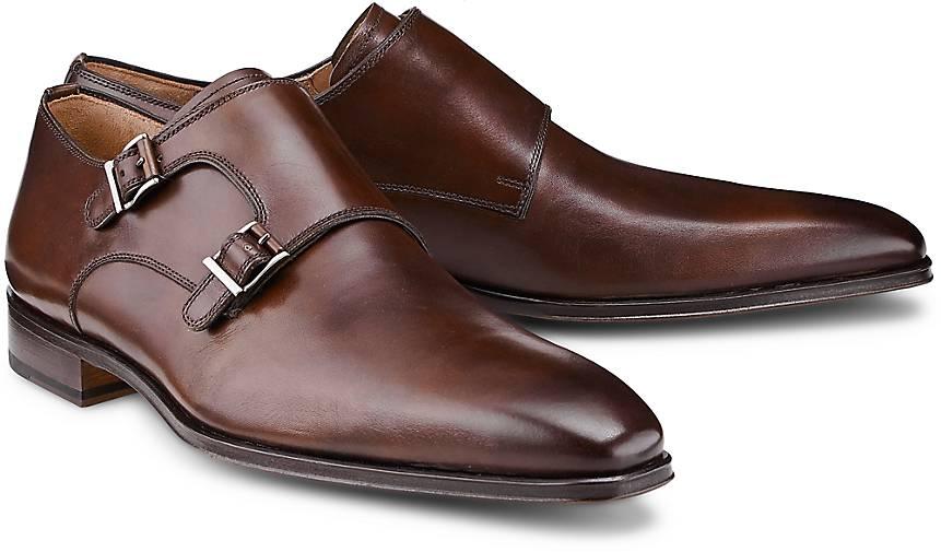 Ludwig Görtz Double-Monk-Slipper in braun-dunkel kaufen - 46042002 GÖRTZ Gute Qualität beliebte Schuhe