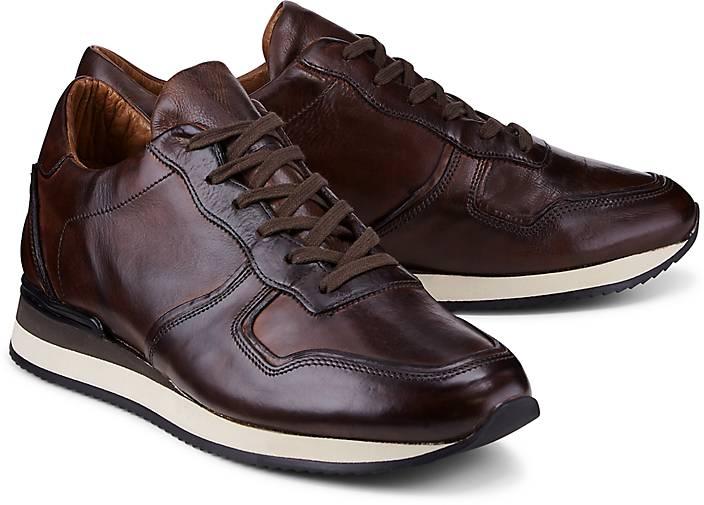 Ludwig Görtz Leder-Turnschuhe in in in braun-dunkel kaufen - 47913301 GÖRTZ Gute Qualität beliebte Schuhe 1c98c1